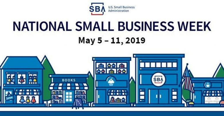 Photo of Happy Small Business Week