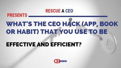 Photo of 21 Entrepreneurs Explain the CEO Hack They Use to be Effective and Efficient
