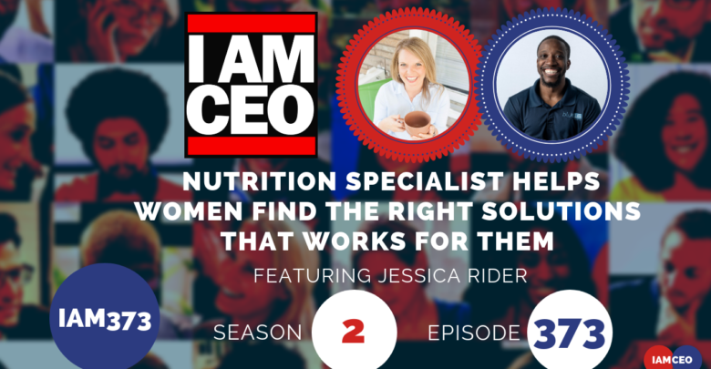 IAM373- Nutrition Specialist Helps Women Find The Right