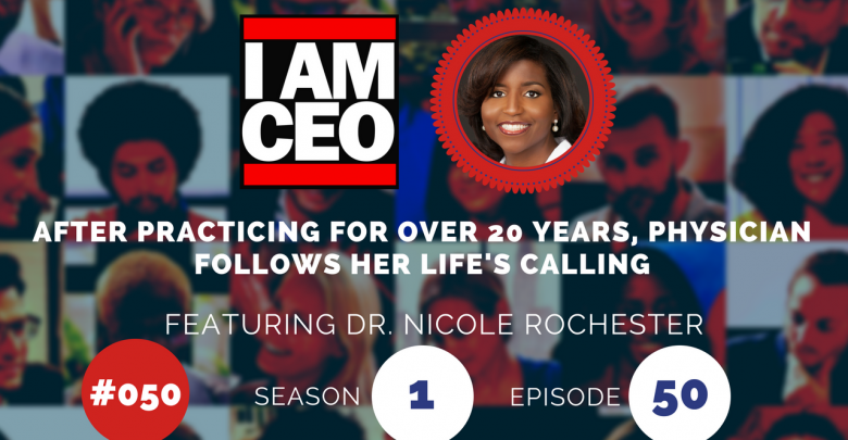 Photo of IAM050 – After Practicing for Over 20 Years, Physician Follows Her Life's Calling