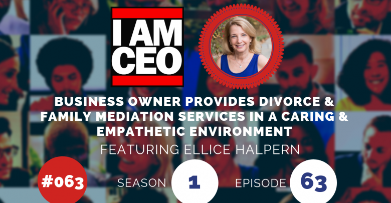 Photo of IAM063 – Business Owner Provides Divorce & Family Mediation Services in a Caring & Empathetic Environment