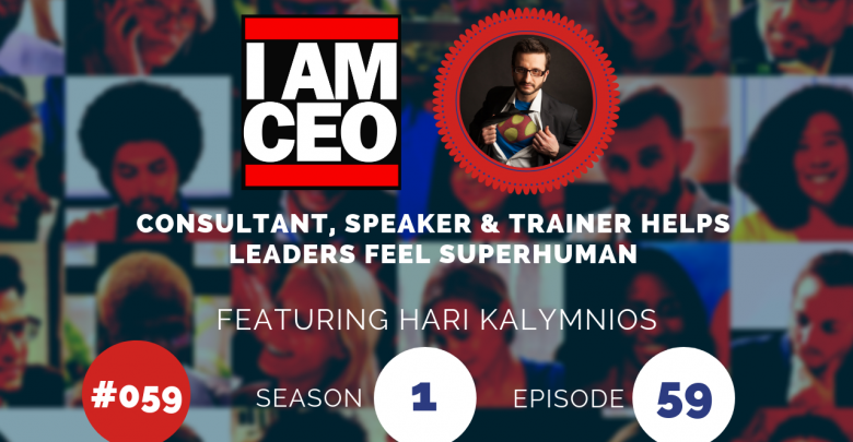 Photo of IAM059 – Consultant, Speaker & Trainer Helps Leaders Feel Superhuman