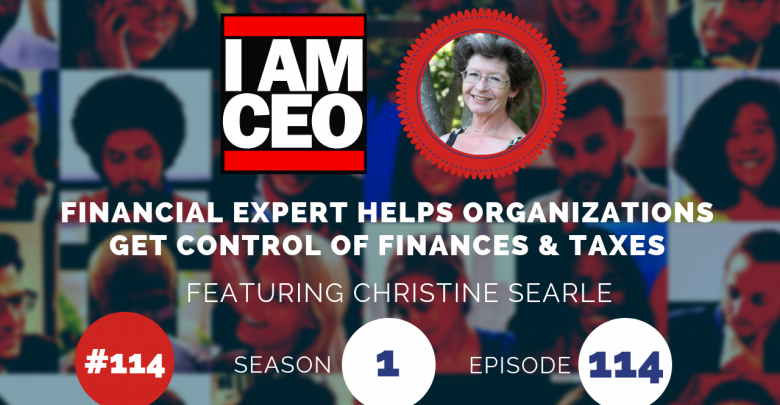 Photo of IAM114 – Financial Expert Helps Organizations Get Control of Finances & Taxes