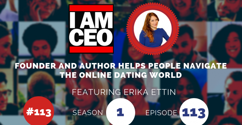 Photo of IAM113- Founder and Author Helps People Navigate the Online Dating World