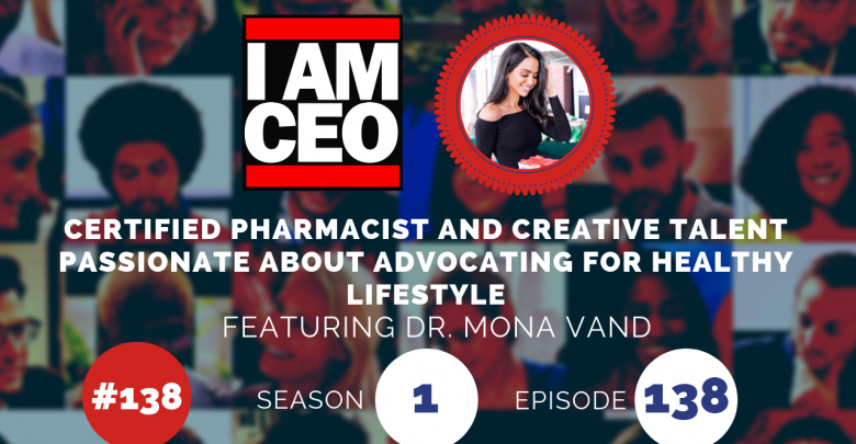 Photo of IAM138- Certified Pharmacist and Creative Talent Passionate About Advocating for Healthy Lifestyle