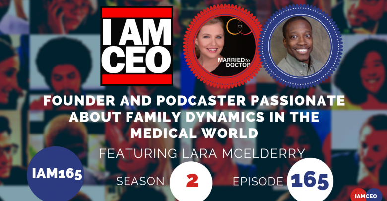 Photo of IAM165- Founder and Podcaster Passionate About Family Dynamics in the Medical World
