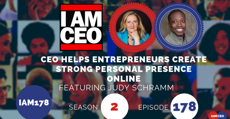 Photo of IAM178- CEO Helps Entrepreneurs Create Strong Personal Presence Online