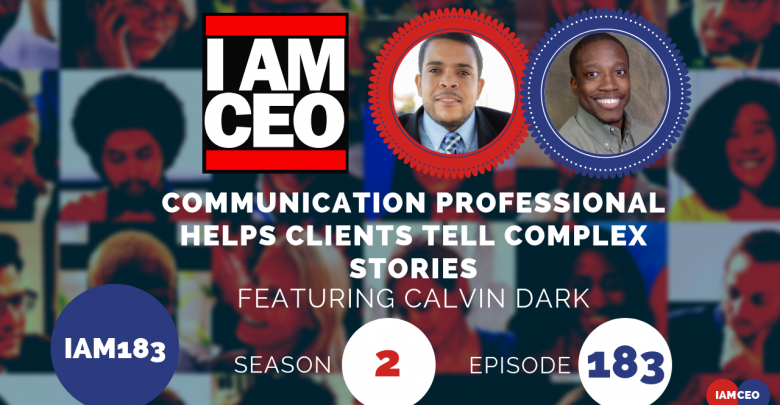Photo of IAM183- Communication Professional Helps Clients Tell Complex Stories