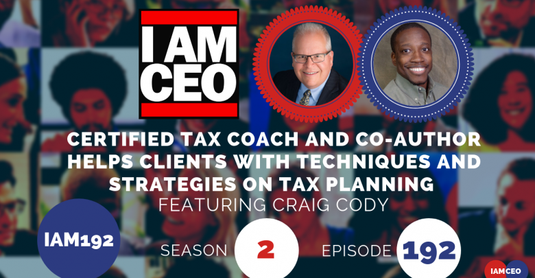 Photo of IAM192- Certified Tax Coach and Co-Author Helps Clients With Techniques and Strategies on Tax Planning