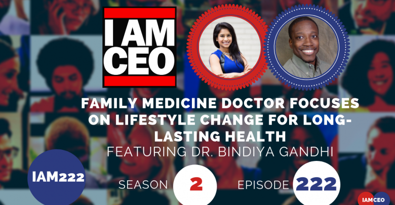 Photo of IAM222- Family Medicine Doctor Focuses on Lifestyle Change For Long-lasting Health