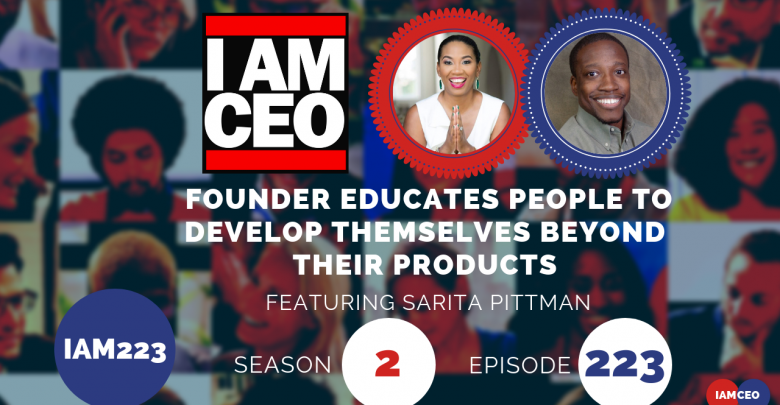 Photo of IAM223- Founder Educates People To Develop Themselves Beyond Their Products