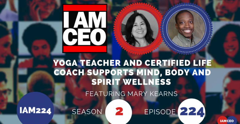Photo of IAM224- Yoga Teacher and Certified Life Coach Supports Mind, Body and Spirit Wellness