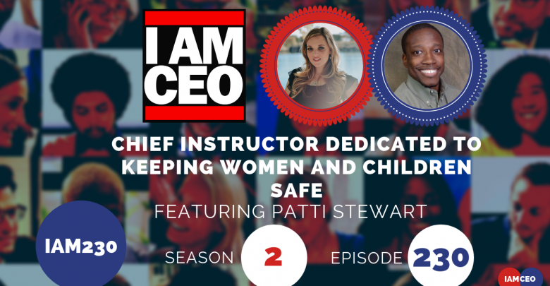 Photo of IAM230- Chief Instructor Dedicated To Keeping Women and Children Safe
