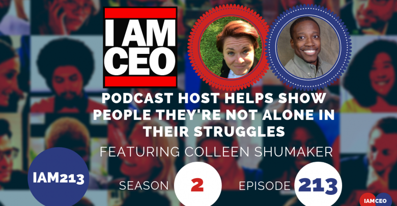 Photo of IAM213- Podcast Host Helps Show People They're Not Alone In Their Struggles