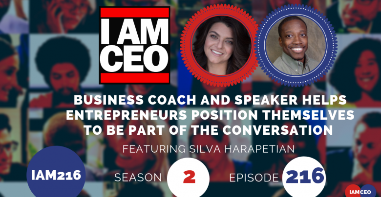 Photo of IAM216- Business Coach and Speaker Helps Entrepreneurs Position Themselves To Be Part of The Conversation