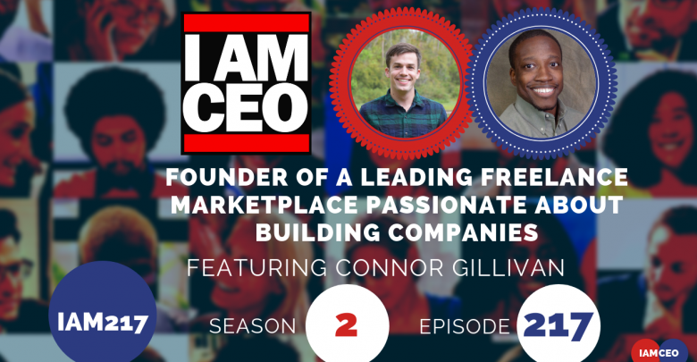 Photo of IAM217- Founder of a Leading Freelance Marketplace Passionate About Building Companies