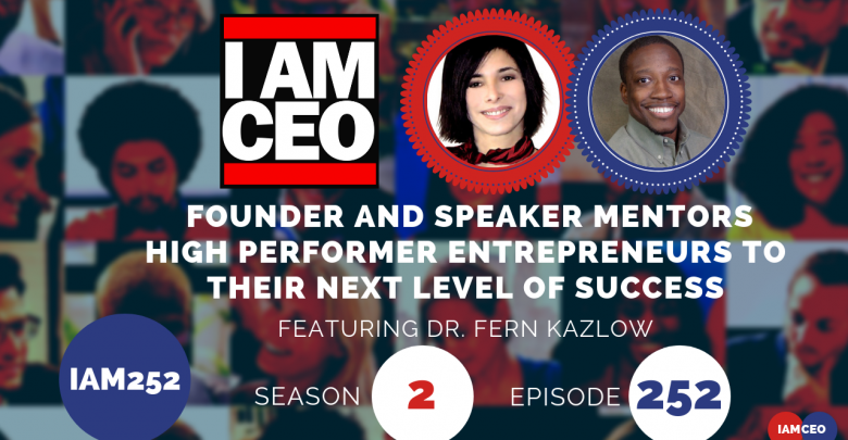 Photo of IAM252- Founder and Speaker Mentors High Performers Entrepreneurs To Their Next Level of Success