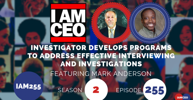 Photo of IAM255- Investigator Develops Programs To Address Effective Interviewing and Investigations