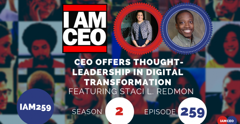 Photo of IAM259- CEO Offers Thought-Leadership in Digital Transformation