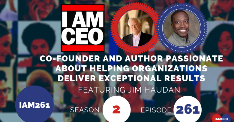 Photo of IAM261- Co-Founder and Author Passionate About Helping Organizations Deliver Exceptional Results