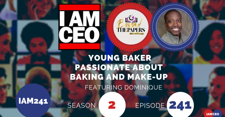 Photo of IAM241- Young Baker Passionate About Baking and Make-up