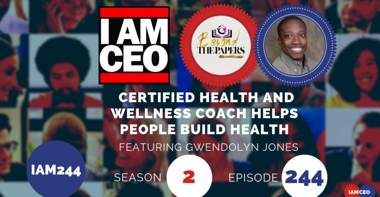 Photo of IAM244- Certified Health and Wellness Coach Helps People Build Health