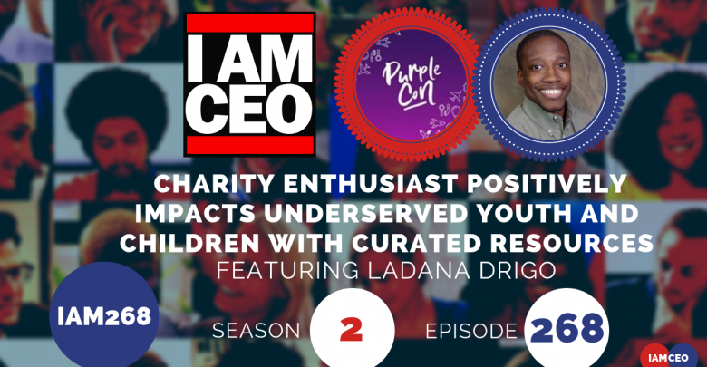 Photo of IAM268- Charity Enthusiast Positively Impacts Underserved Youth and Children With Curated Resources