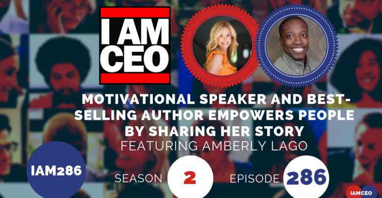 Photo of IAM286- Motivational Speaker and Best-selling Author Empowers People By Sharing Her Story