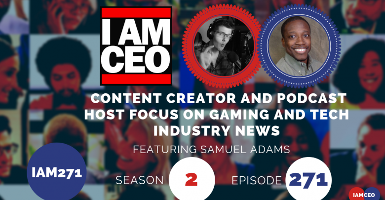 Photo of IAM271- Content Creator and Podcast Host Focus On Gaming and Tech Industry News