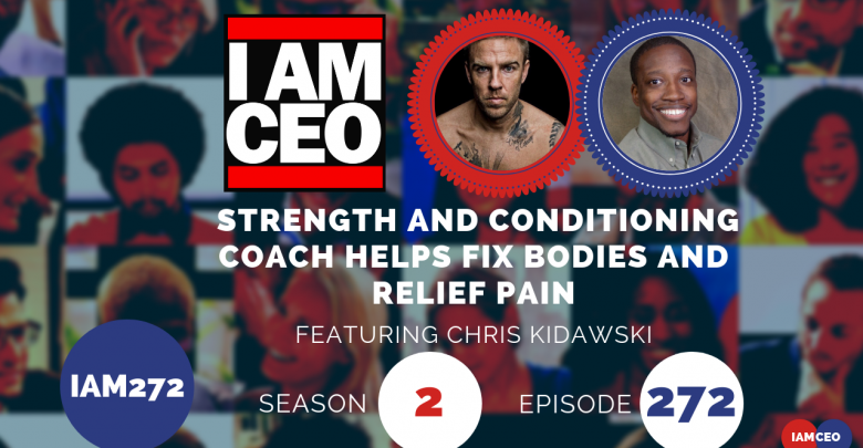 Photo of IAM272- Strength and Conditioning Coach Helps Fix Bodies and Relief Pain