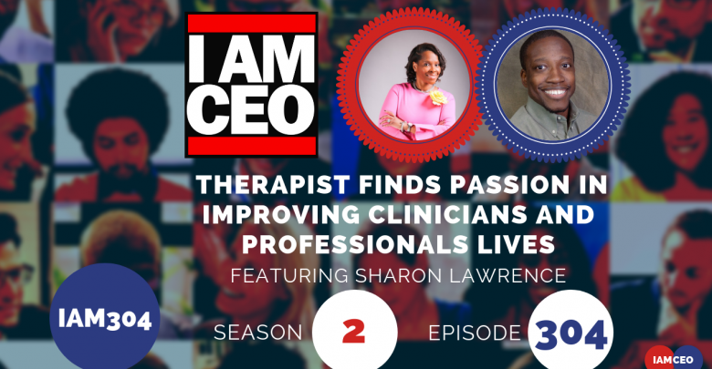 Photo of IAM304- Therapist Finds Passion in Improving Clinicians and Professionals Lives