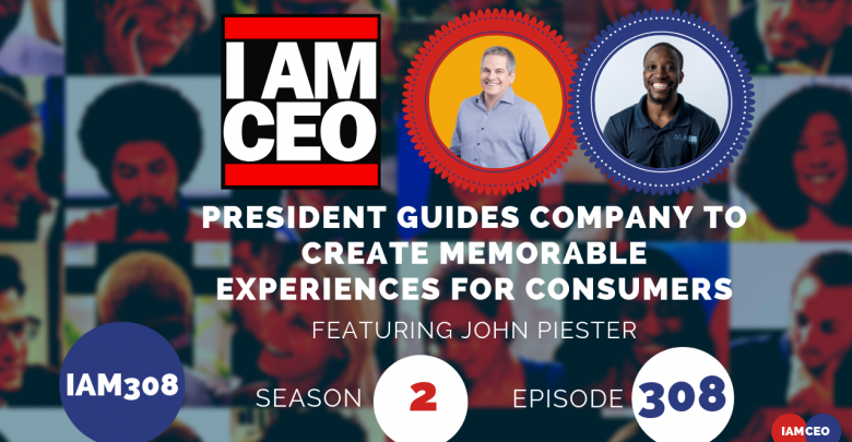Photo of IAM308- President Guides Company to Create Memorable Experiences for Consumers