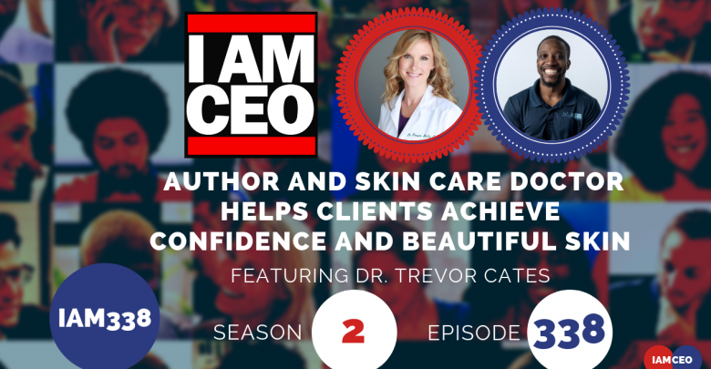 Photo of IAM338- Author and Skin Care Doctor Helps Clients Achieve Confidence and Beautiful Skin