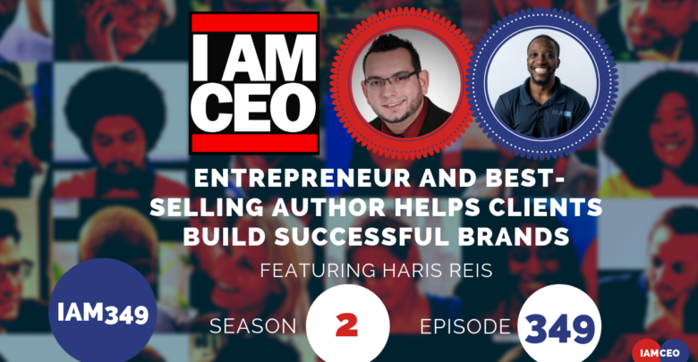 Photo of IAM349- Entrepreneur and Best-selling Author Helps Clients Build Successful Brands