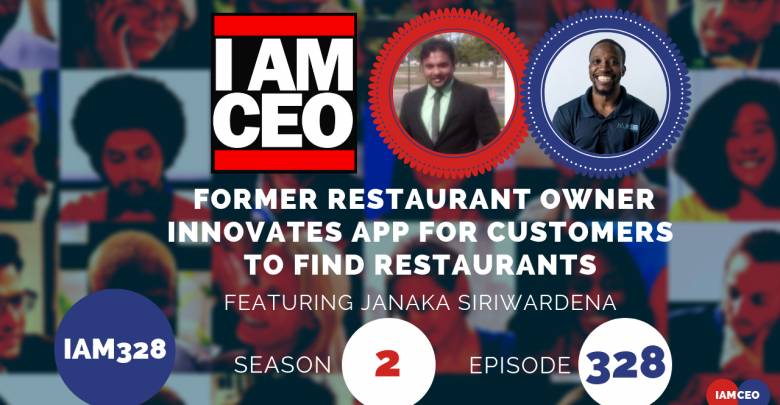 Photo of IAM328- Former Restaurant Owner Innovates App For Customers to Find Restaurants