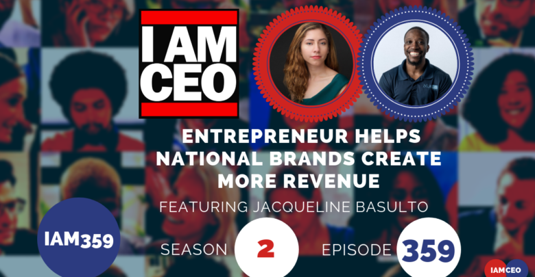 Photo of IAM359- Entrepreneur Helps National Brands Create More Revenue