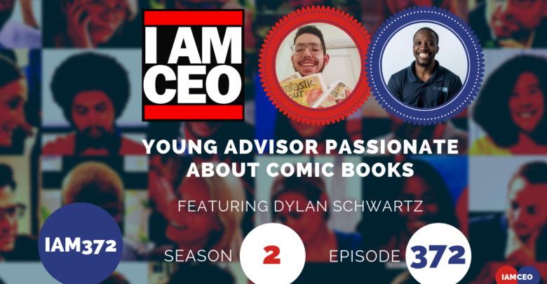 Photo of IAM372- Young Advisor Passionate About Comic Books