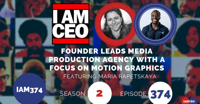 Photo of IAM374- Founder Leads Media Production Agency With a Focus on Motion Graphics