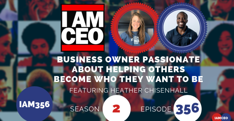 Photo of IAM356- Business Owner Passionate About Helping Others Become Who They Want To Be