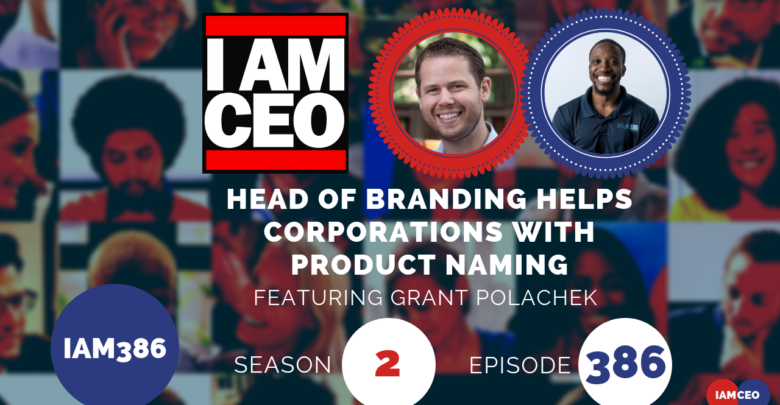 Photo of IAM386- Head of Branding Helps Corporations With Product Naming