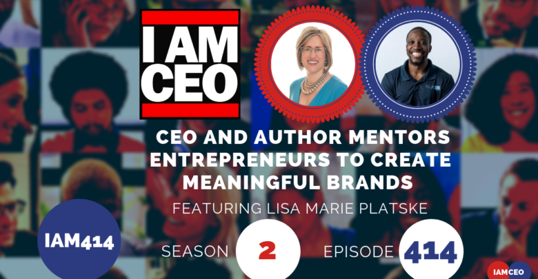 Photo of IAM414- CEO and Author Mentors Entrepreneurs To Create Meaningful Brands