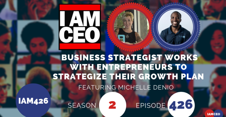 Photo of IAM426- Business Strategist Works With Entrepreneurs To Strategize Their Growth Plan