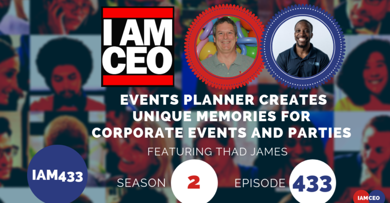 Photo of IAM433- Events Planner Creates Unique Memories For Corporate Events and Parties