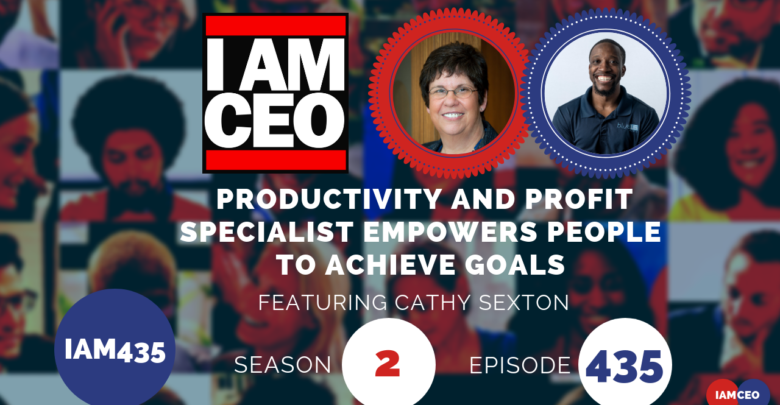 Photo of IAM435- Productivity and Profit Specialist Empowers People to Achieve Goals