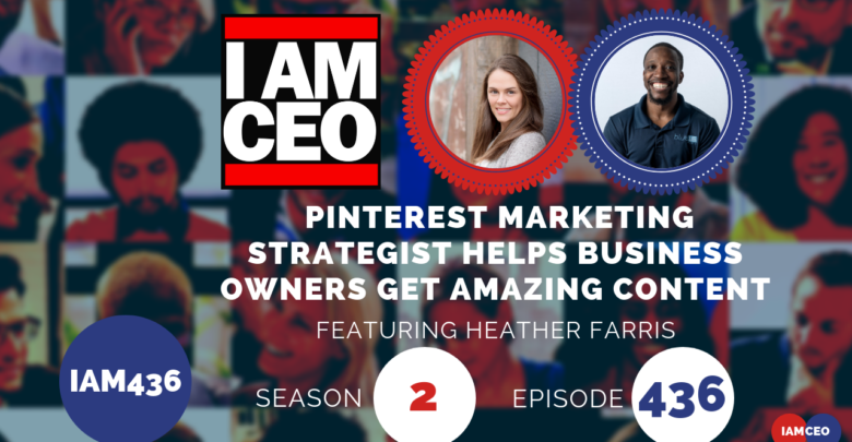 Photo of IAM436- Pinterest Marketing Strategist Helps Business Owners Get Amazing Content