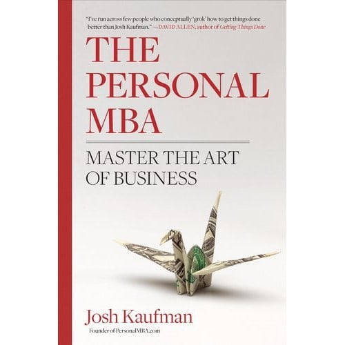 Photo of The Personal MBA: Master the Art of Business (Book Review)
