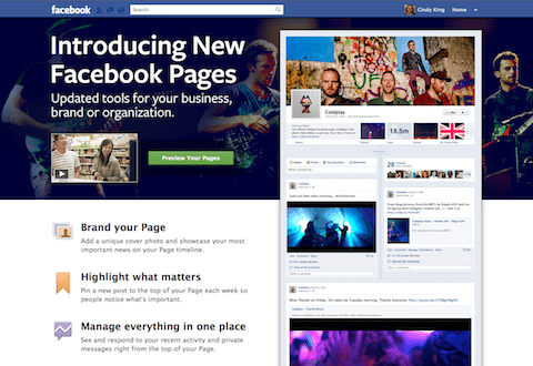 Photo of How to Use the New Facebook Timeline for Business