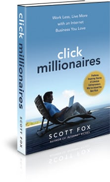 Photo of Entrepreneur's Bookshelf: Click Millionaires