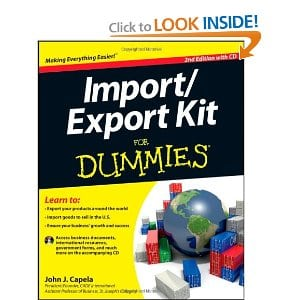 Photo of Entrepreneur's Bookshelf: Import/Export Kit for Dummies