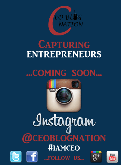 Photo of This Weekend, Follow CEO Blog Nation on Instagram